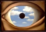the false mirror magritte